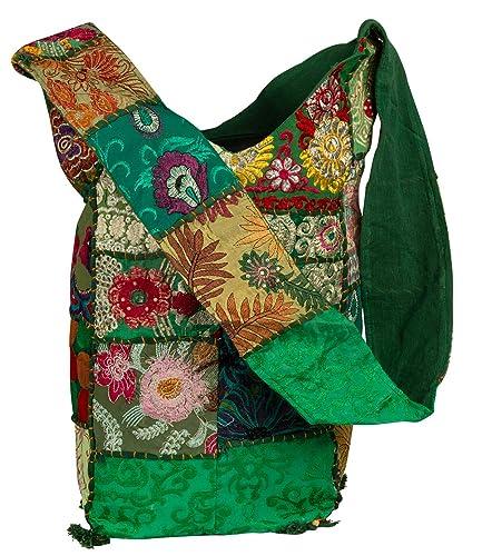 Amazon.com: Tribe Azure - Bolso bandolera para mujer, diseño ...
