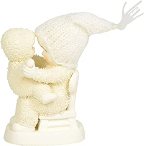 Department 56 Snowbabies Classics So Big Figurine, 3.5 Inch, Multicolor