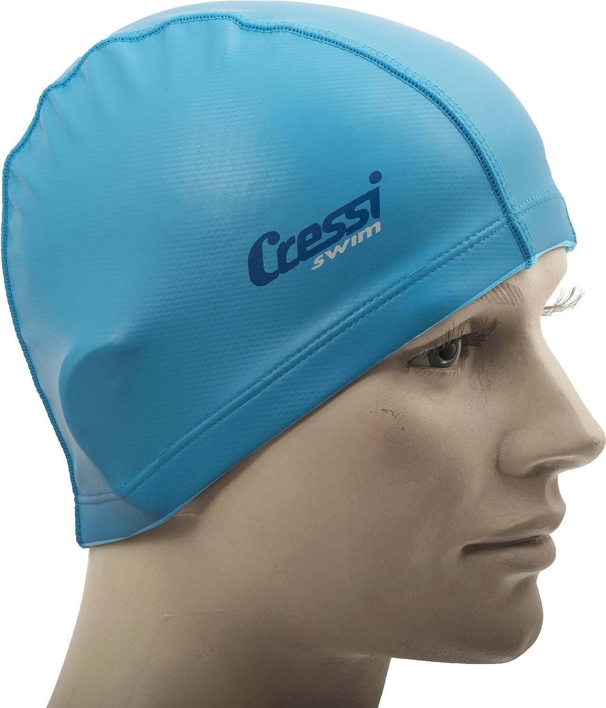 Cressi Pv Coated Cap Badem/ütze//schwimmkappe