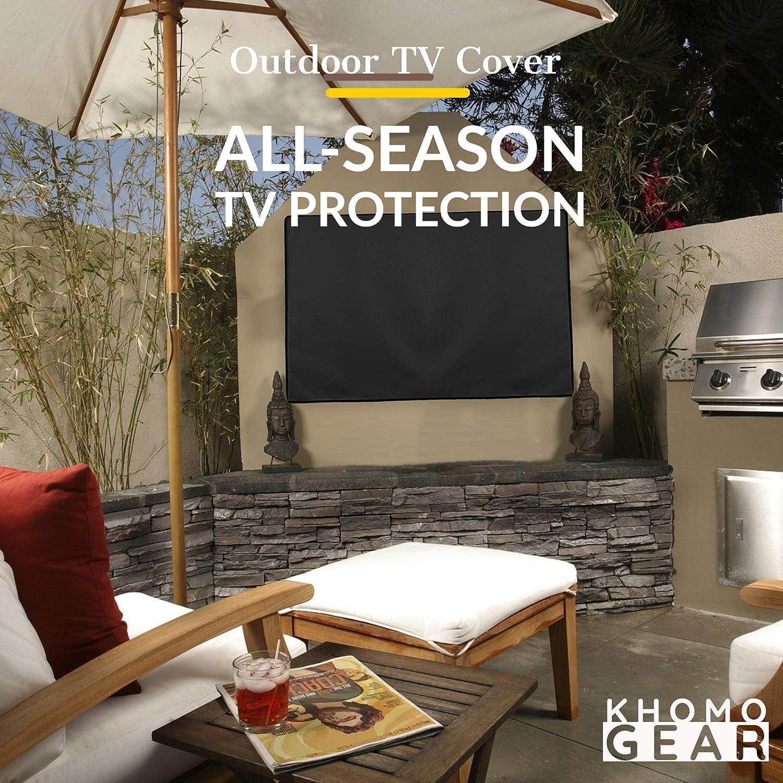 Protector TV Exterior Universal para Televisor de 60