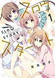 スロウスタート 1巻 (まんがタイムKRコミックス)