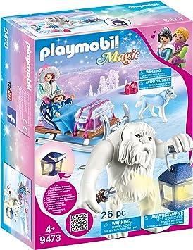 Playmobil Trol de Nieve con Trineo Juguete geobra Brandstätter 9473: Amazon.es: Juguetes y juegos