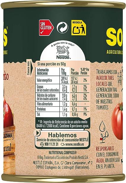 Solis Tomate Frito Lata - 415g