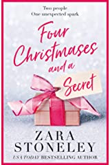 Four Christmases and a Secret: A heartwarming Christmas romantic comedy from the USA Today bestseller Kindle Edition