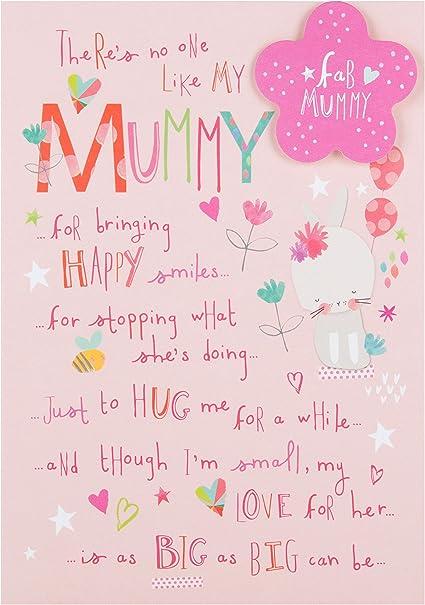 Hallmark Carte Danniversaire Pour Maman Avec La Mention