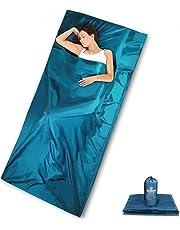 Camping Sleeping Bag Liners Amazon Com