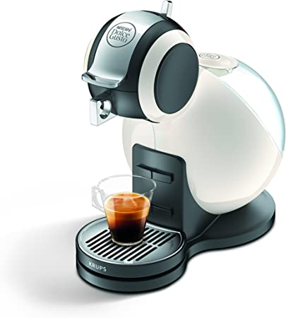 Krups Dolce Gusto Melody - Cafetera (Marfil, Cápsulas, caffe lungo ...