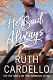 He Said Always (The Lost Corisis Book 1)