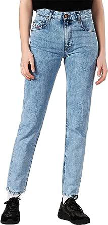 Diesel Neekhol Trousers Vaqueros Straight para Mujer