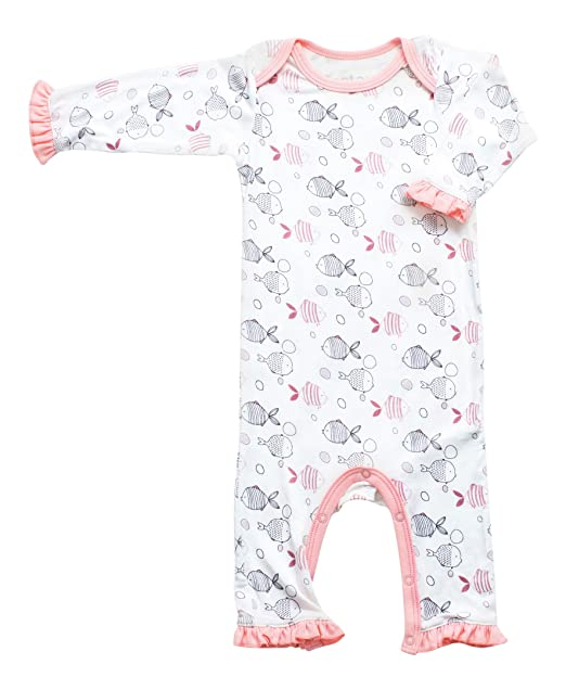 BESTAROO Girls Newborn Gowns