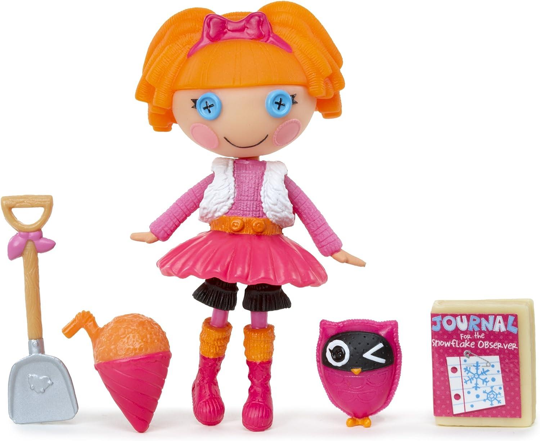 Amazon Com Lalaloopsy Mini Doll Bea Spells A Lot Toys Games
