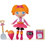 Lalaloopsy - Mini Welt Bea Spells-a-Lot Mini Doll 7,5cm