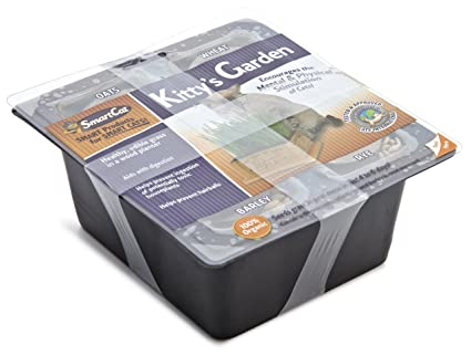 Amazon.com : SmartCat Kitty's Garden Refill : Pet Chew Treats : Pet