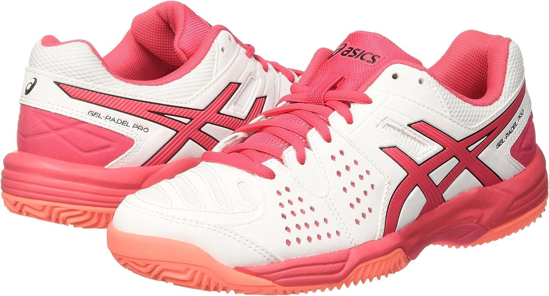 ASICS Gel-Padel Pro 3 SG, Zapatillas de Gimnasia para Mujer ...