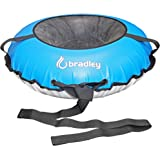 Bradley Kids Commercial Snow Tube with Heavy Duty Cover | Sledding Tubes | Made in USA