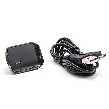 vhbw Cable USB, Cable de Carga, estación de Carga 1,0m con ...