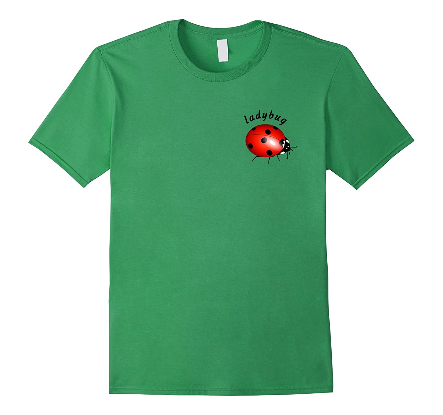 Cute Ladybug T shirt Lady Bug Lovers gifts-Art