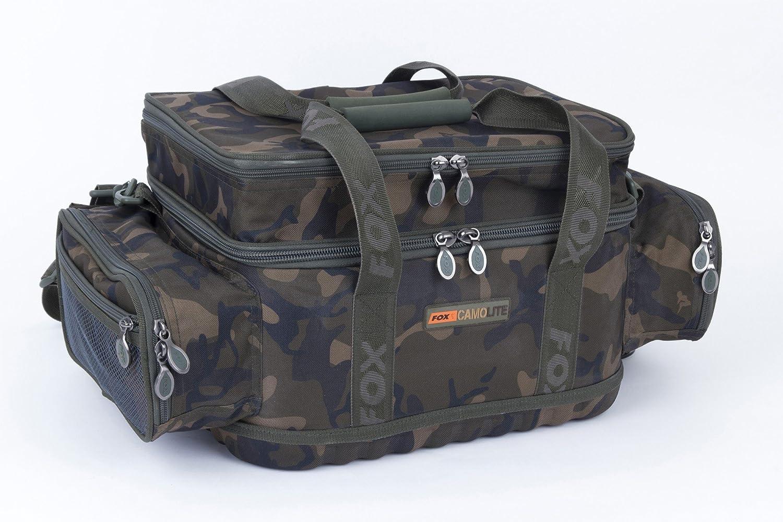 Fox Camolite Barrow Bag Angeltasche Tasche zum Karpfenangeln Karpfentasche f/ür Fox Trolly
