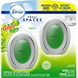 Febreze Small Spaces Air Freshener with Gain Scent, Original, 2 count