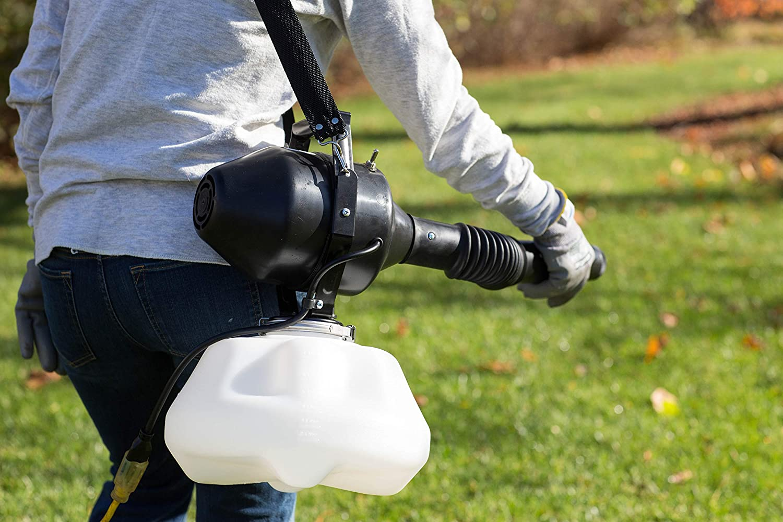 Hudson 99598 Fog Electric Atomizer Sprayer, Commercial/portable : Lawn And Garden Sprayers : Garden & Outdoor