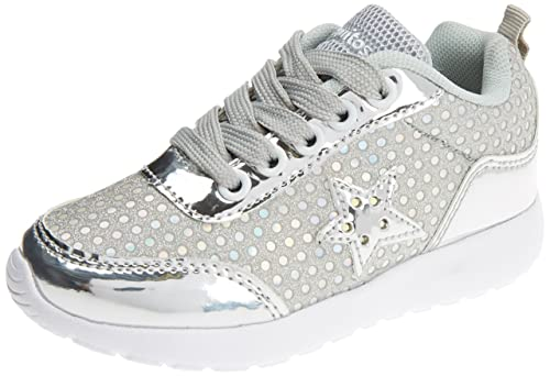 Conguitos Deportivo Luces, Zapatos de Cordones Derby para Niñas: Amazon.es: Zapatos y complementos