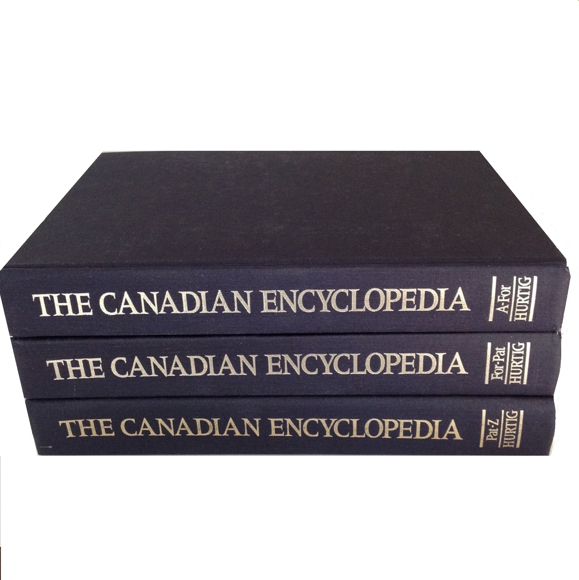 The Canadian Encyclopedia Unknown Amazoncom Books - The canadian encyclopedia
