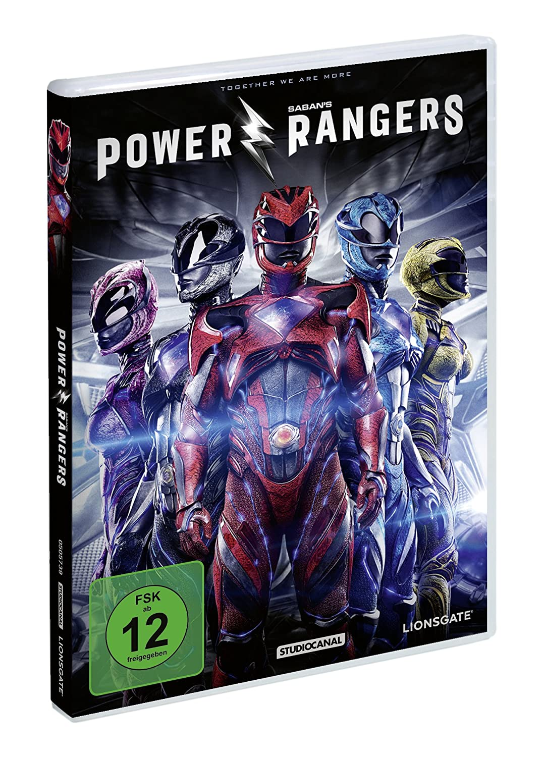 Power Rangers [DVD]: Amazon.es: Dacre Montgomery, RJ Cyler ...