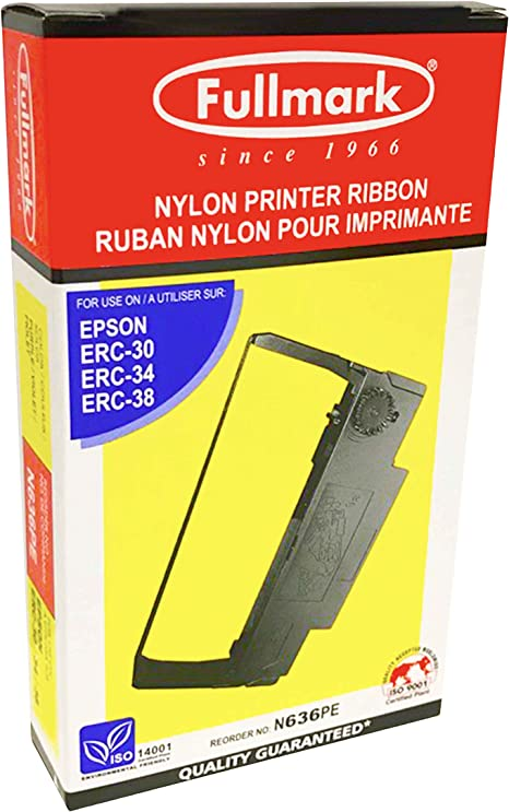 Purple On-Site Laser Compatible Ribbon Replacement for 198161 Axhiom Printer Works with: 7156