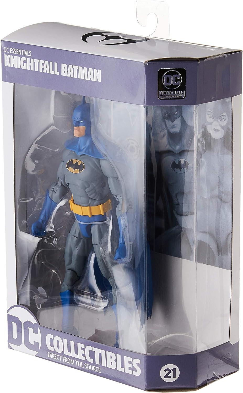 DC Essentials Knightfall Batman Action Figure DC Collectibles