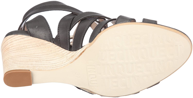 CINQUE Sandalen/Fashion-Sandalen Schuhes Petra 105631 Damen Sandalen/Fashion-Sandalen CINQUE Schwarz/Nero 96ca4b