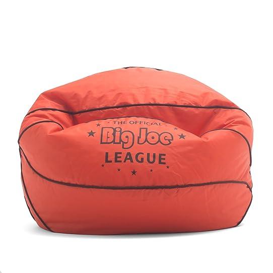 Big Joe Basketball Bean Bag With Smart Max Fabric