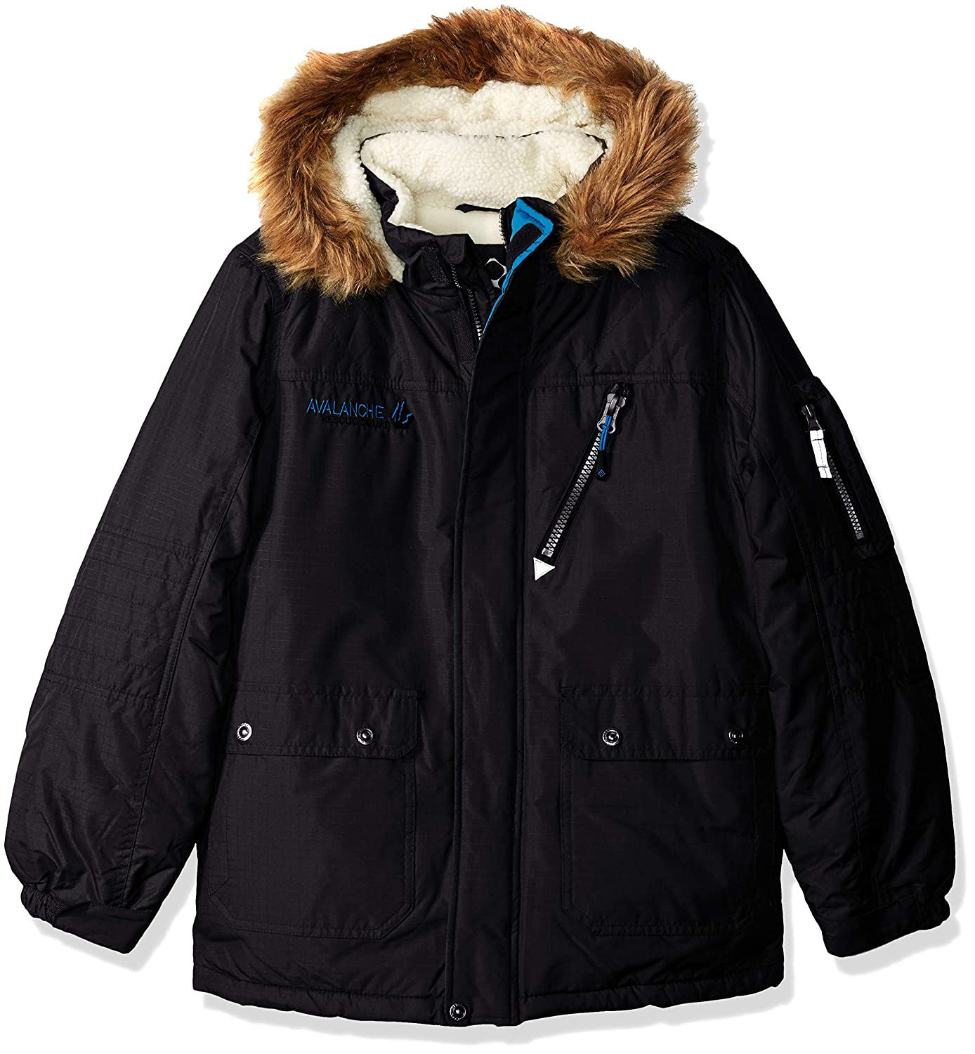Big Chill Boys' Sherpa Lined Expedition