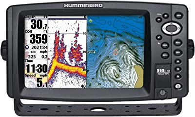 Humminbird 409160-1 959ci HD GPS/Sonar Chartplotter Fishfinder Combo