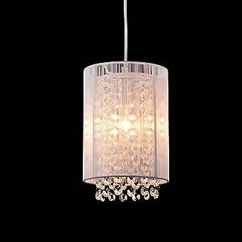 Lalula crystal pendant lighting 1 light modern ceiling lights lalula crystal pendant lighting 1 light modern ceiling lights kitchen island chandelier aloadofball Image collections