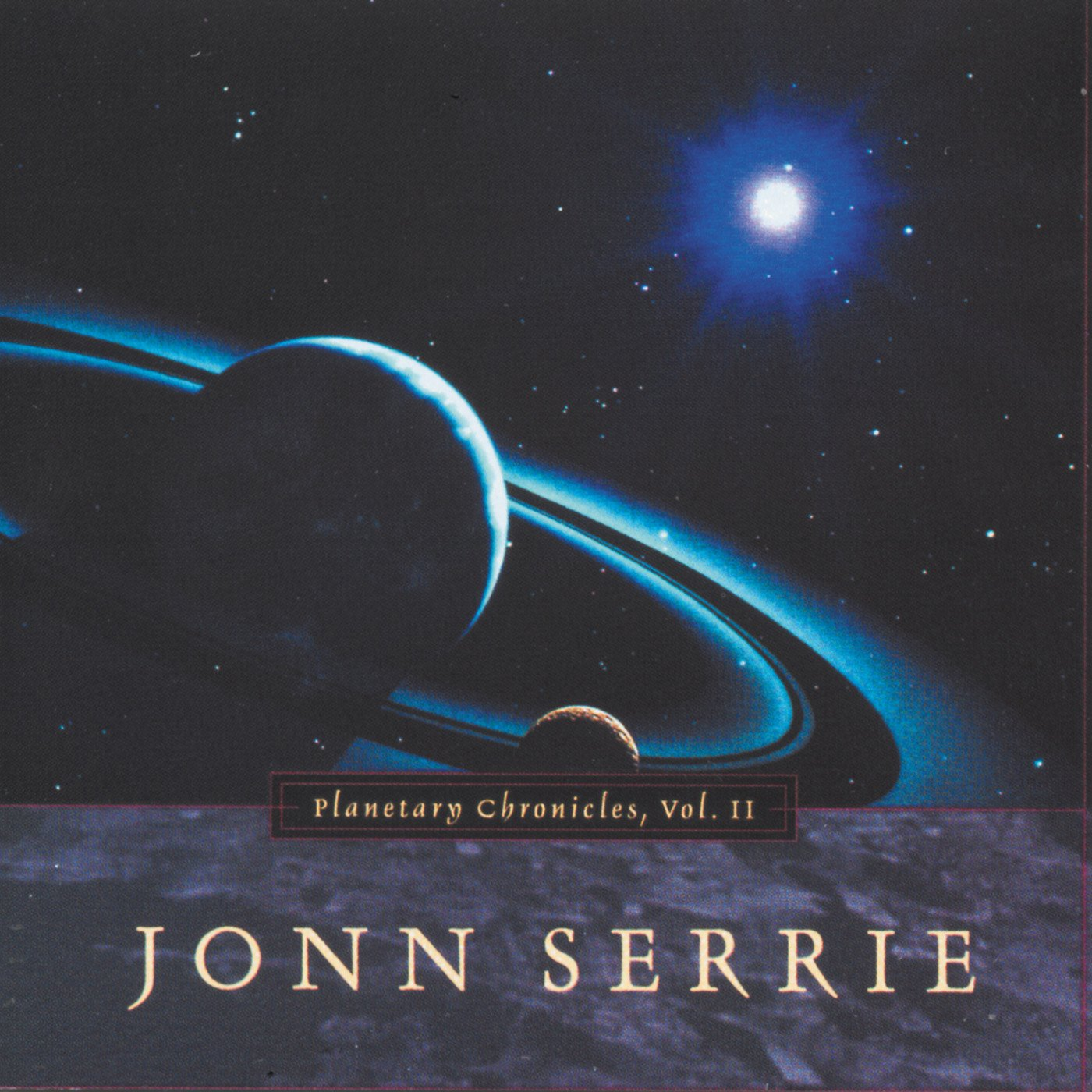 Planetary Chronicles Volume 2