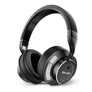 Activo cancelación de ruido inalámbrica Bluetooth para auriculares nuevo Bee – Auriculares de Alta Fidelidad auriculares