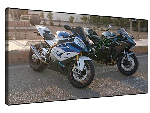 Kawasaki Ninja H2 Y BMW S1000RR | Varios Tamaños - XL Extra ...