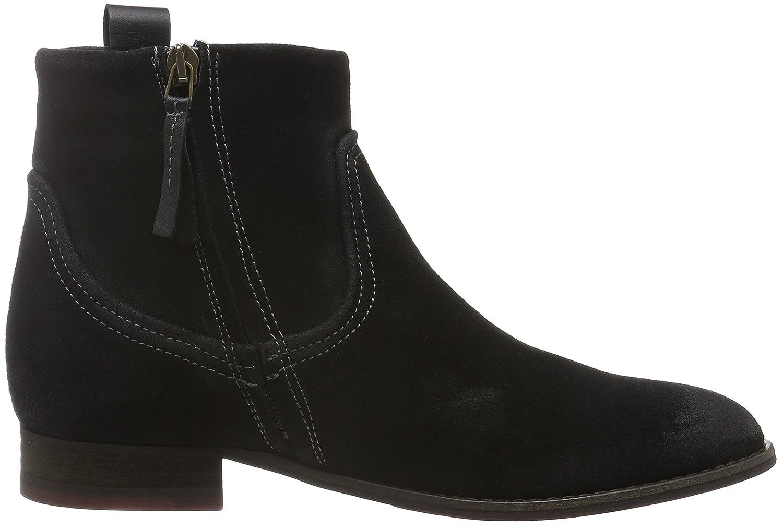 Footwear Rita, Chelsea Boots Femme, Noir (Black N00), 39 EUNapapijri