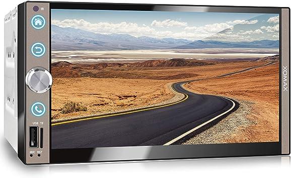 Xomax Xm 2v765 Autoradio Mit Mirrorlink Bluetooth Elektronik