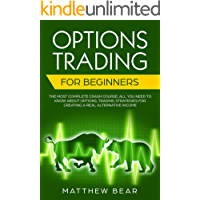 Options trading crash course book