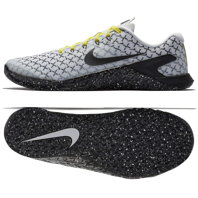 MultiCouleure (blanc (blanc (blanc noir Dynamic jaune 107) Nike Metcon 4 X, paniers Basses Homme c17