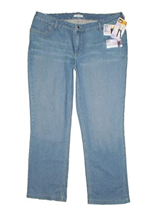 abb9f125432 Lee Slender Secret Barely Boot Mid Rise Stretch Blue Denim Jeans New (24W)