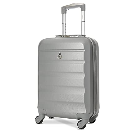 Aerolite Super Lightweight ABS Hard Shell Travel Carry On