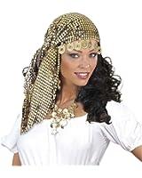 Sequin Gypsy Head Dress Accessory for Fancy Dress
