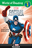 World of Reading Captain America:  This Is Captain America: (Level 1) (World of Reading (eBook))
