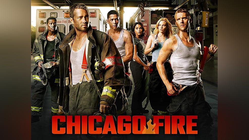 Chicago Fire - Staffel 1 [OV]