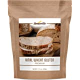 Honeyville Vital Wheat Gluten - High in Protein, Vegan, Non GMO, Keto Friendly, Low Carb (11.5 OZ)