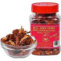 H.S Dry Fish Ready to Eat Dry Nathli Chutni, 100g