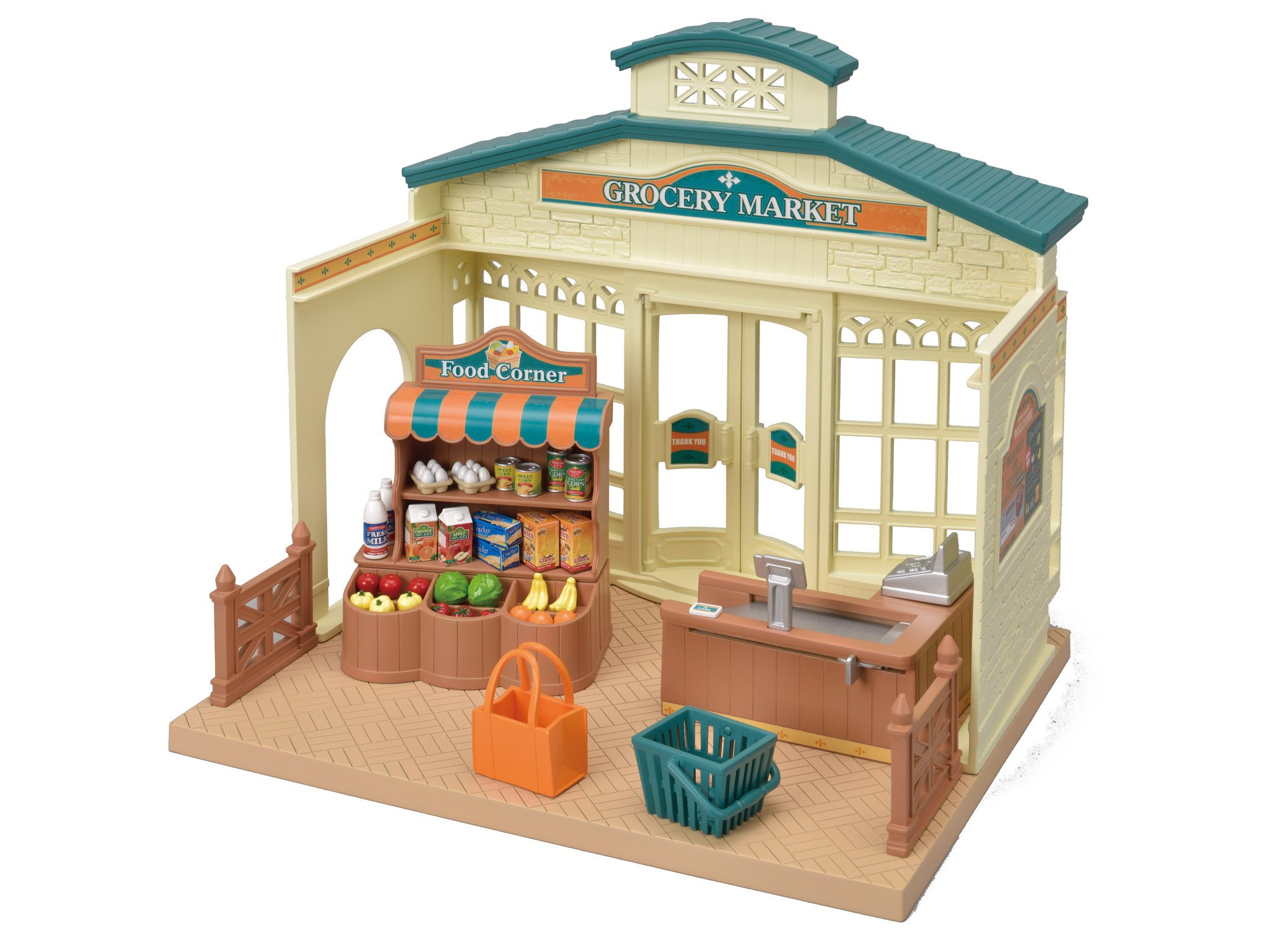Calico Critters Grocery Market by Calico Critters