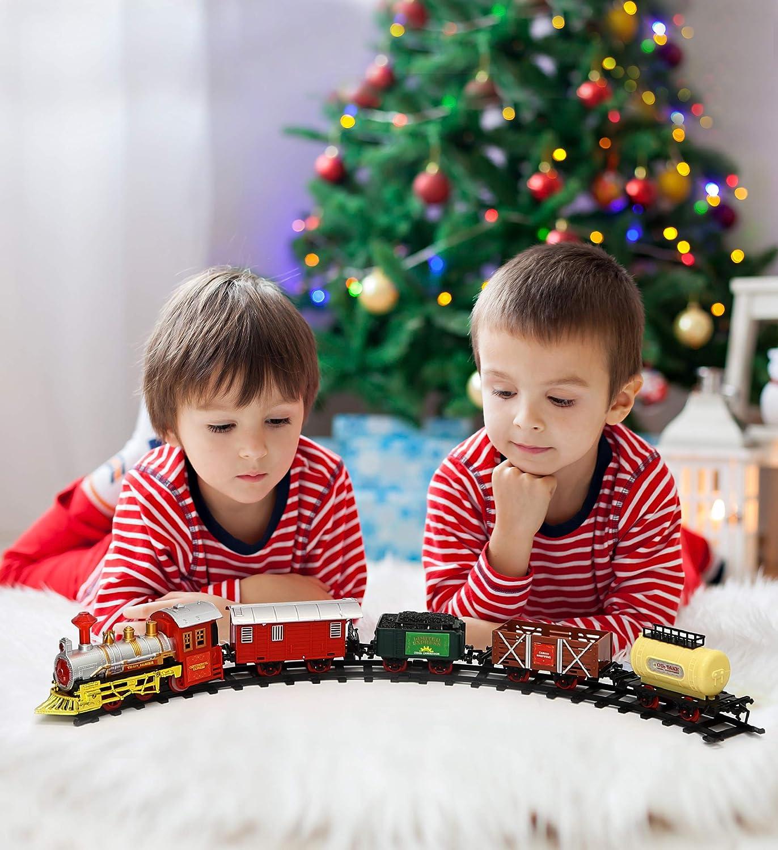 Amazon Mozlly Classic Express Holiday Train Set High Speed